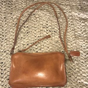Vintage Coach Purse Leather Made New York City
